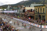 US Pro Cycling Challenge comes to Breckenridge