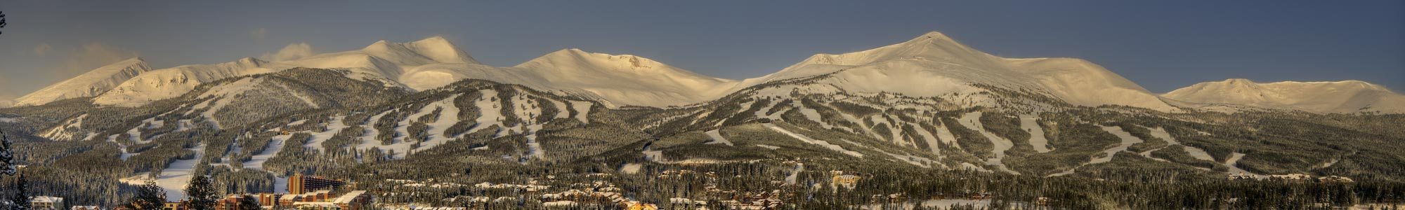 Breck Mountains
