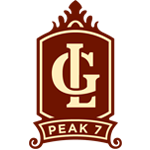 Grand Lodge on Peak 7 logo